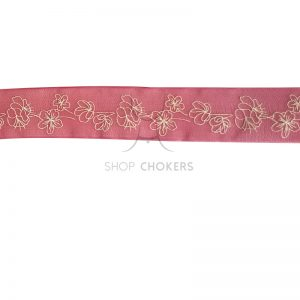 ShopChokers_Product_BordeauxTransparentFlower